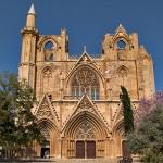 Selimiye Camii – St. Sophia Katedrali – Lefkoşa / Kıbrıs