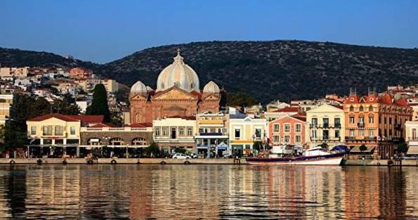 Yunan Adaları Midilli