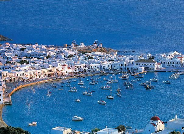Yunan Adaları Mikanos