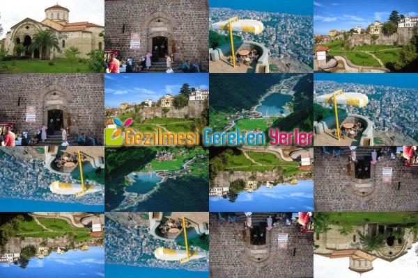 Trabzon'da Gezilmesi Gereken Yerler