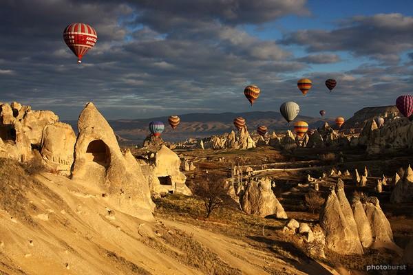 Peri Bacaları - Kapadokya 01