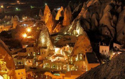 Peri Bacaları - Kapadokya 08