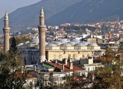 Bursa Ulu Camii 01