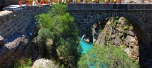 Köprülü Kanyon Gezilecek Yerleri – Antalya