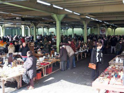 Bomonti Bit Pazari Flohmarkt, Istanbul, Turkey