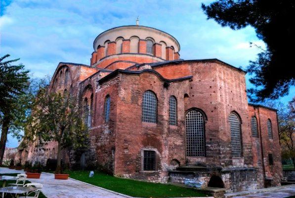 İstanbul Ara İrini Kilisesi - 01