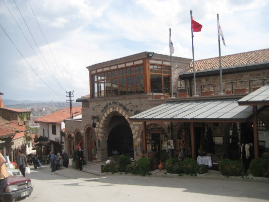 Ankara Rahmi Koç Müzesi - 01