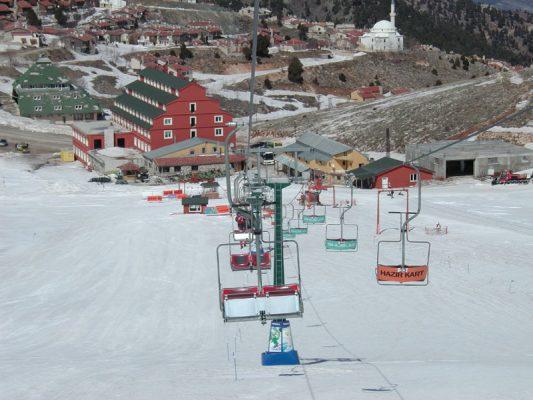 Saklıkent Kayak Merkezi - 02