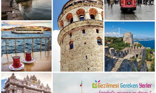 İstanbul'da Gezilecek Tam 40 Yer