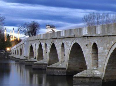 Meriç Köprüsü Edirne - 02