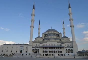 Kocatepe Camii / Ankara