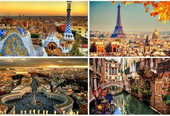 Avrupa turları ve Fransa Turları muhteşem bir seçim!