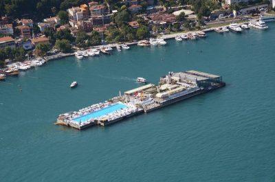 Galatasaray Adası Havuz - 04
