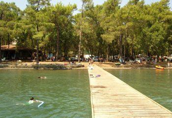 Çubucak Tabiat Parkı – Orman Kampı – Marmaris / Muğla