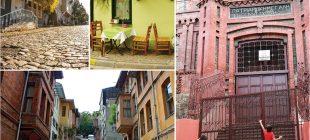 İstanbul Sokaklarında Gezilecek Yerler