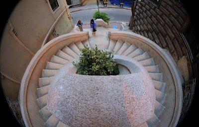 kamondo merdivenleri tarihi