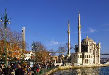 İstanbul Ortaköy'de Gezilecek Yerler